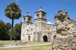 Mission Conception, San Antonio, Texas, USA