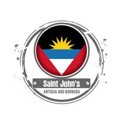timbre Antigua-et-Barbuda