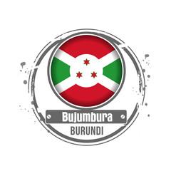 timbre Burundi