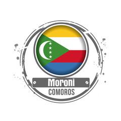timbre Comores