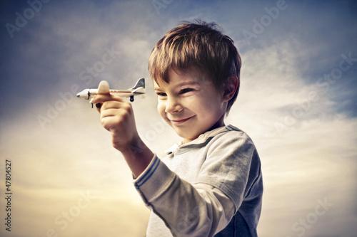 Child Airliner