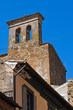 Historical church. Orvieto. Umbria. Italy.
