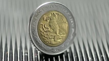 멕시코 페소 墨西哥比索 Мексиканское песо