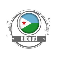 timbre Djibouti