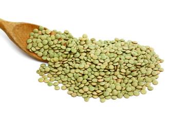 Lenticchie verdi -  Green lentils
