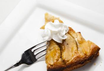 Slice of Apple Kuchen