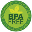 BPA Free Label Illustration - 47812152