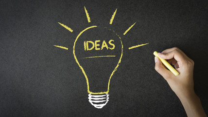 Ideas Lightbulb