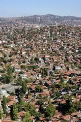 Ankara ve Yerleşim