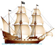 Pirate Ship - 47815303