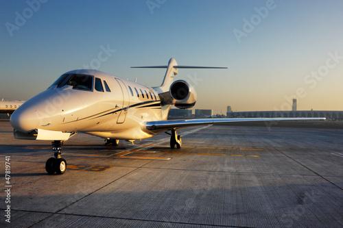 Fototapete Linienflug - Airplane - Flugzeug
