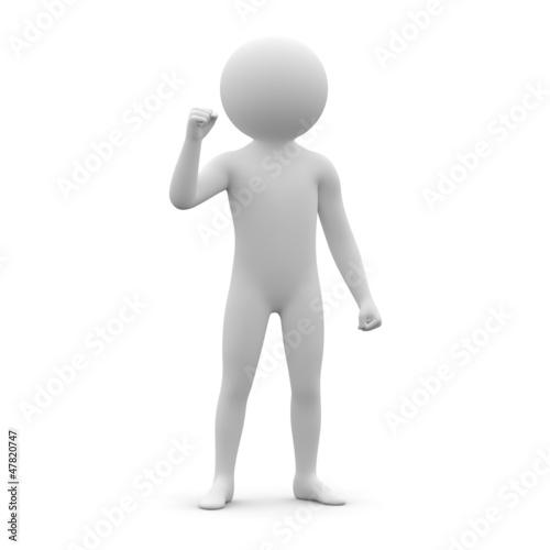 3d human - confidence