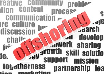 business work of offshoring