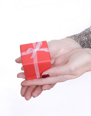 christmas gift giving