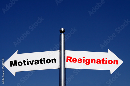 Motivation-Resignation