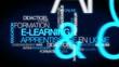 E-learning formation apprentissage en ligne didacticiel video