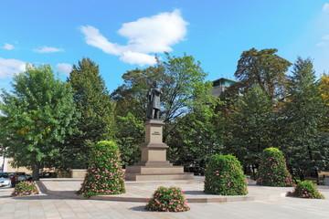 Adam Mickiewicz- Denkmal