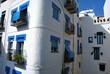 Immeuble méditerranéen