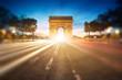 Fototapeten,arc de triomphe,paris,frankreich,champs-elysées