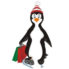 pinguino - shopping