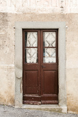 Alte Tür, Tessin (CH)
