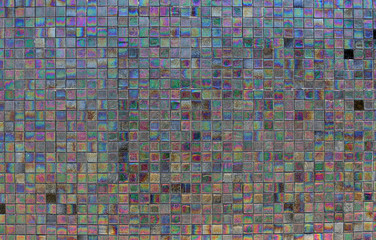 Iridescent tile 4