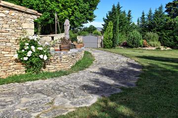 muret... jardin