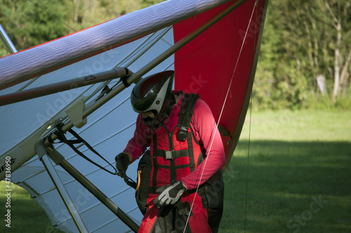 Volo in parapendio - 47836950