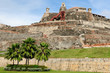 Colombia, View on the old Cartagena, The citadel