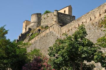 Castle on Corsica