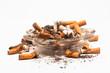 Dirty ashtray - 47844735