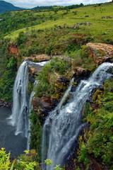 Lisbon waterfall. Blyde river, Drakensberg, South Africa
