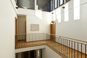 beautiful apartment, interior, hallway