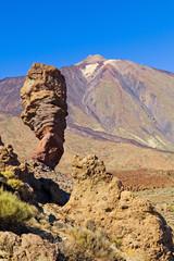 Roques de Garcia and Teide National Park, Tenerife