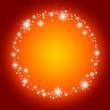 warm star circle