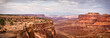 Canyonlands national park, panorama - Utah, USA