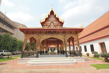 Thai Pavilion Architecture