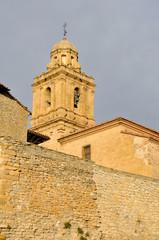 Parroquia de Santa Margarita, Mirambel (España)