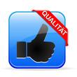 Website-Button - Qualität (III)