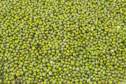 Heap of Mung beans