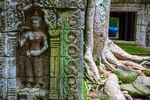 Ta Prohm embossing