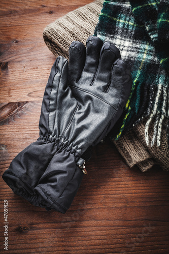 clothing for winter