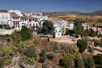 Ronda, Spanish town in Malaga (Spain)