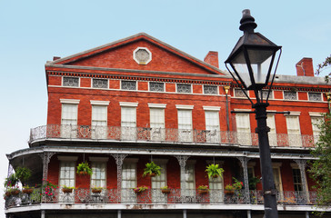 New Orleans Architecture, Louisiana, USA