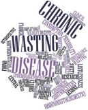 Word cloud for Chronic wasting disease poster