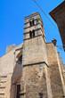 Church of St. Pancrazio. Tarquinia. Lazio. Italy.