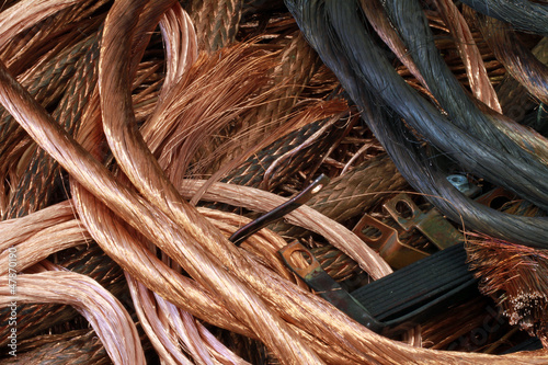 Kupferschrott copperscrap