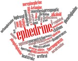 Word cloud for Ephedrine