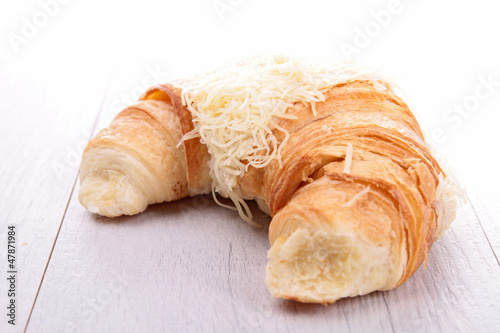 puff pastry with cheese