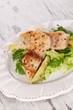 Seafood. Healthy eating.